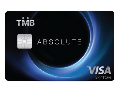 TMB ABSOLUTE บัตรเครดิตระดับบน โชว์เอกสิทธิ์เหนือชั้น 18 -