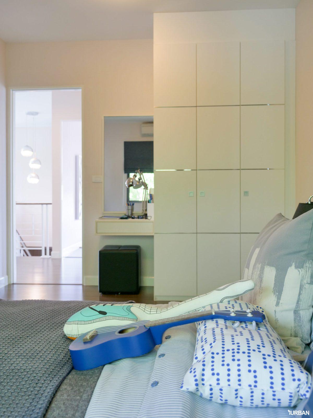 """รีวิว """"ฮาบิเทีย พาร์ค เทียนทะเล 28"""" ที่ดิน 100 ตร.ว. ทำเลพระราม 2 จากแสนสิริ 126 - 4 Bedrooms"""