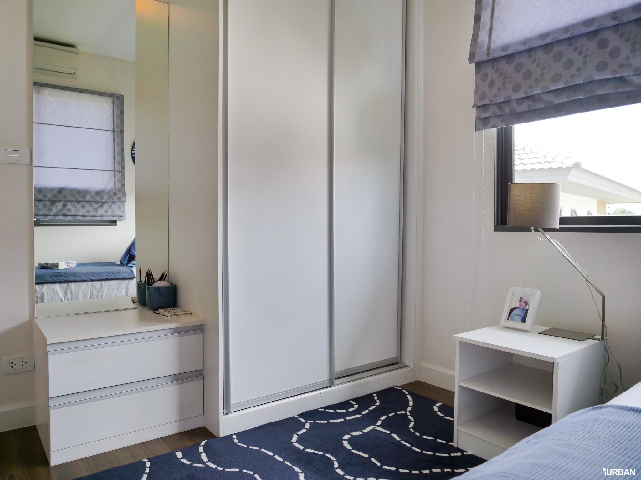 """รีวิว """"ฮาบิเทีย พาร์ค เทียนทะเล 28"""" ที่ดิน 100 ตร.ว. ทำเลพระราม 2 จากแสนสิริ 180 - 4 Bedrooms"""