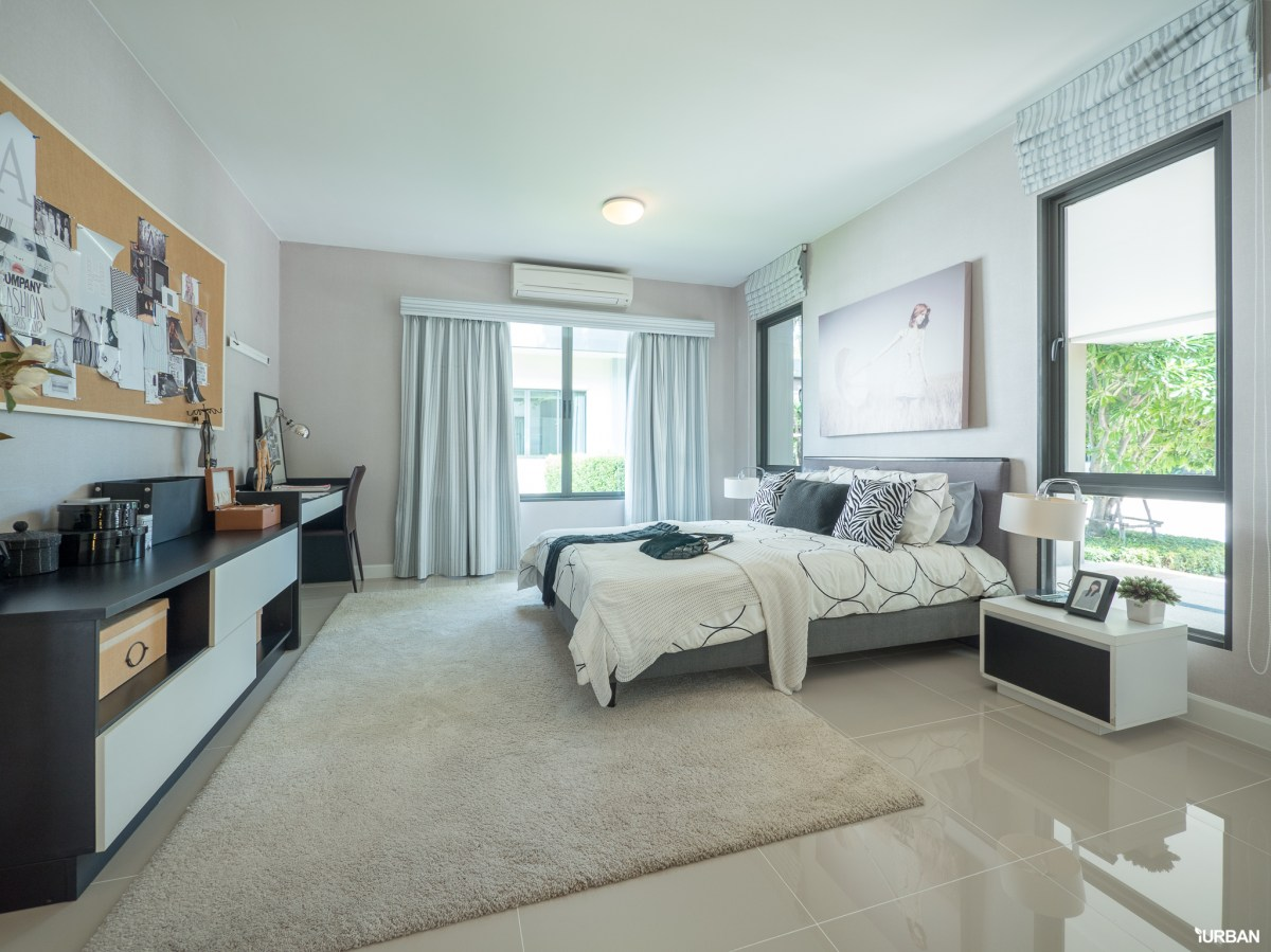"""รีวิว """"ฮาบิเทีย พาร์ค เทียนทะเล 28"""" ที่ดิน 100 ตร.ว. ทำเลพระราม 2 จากแสนสิริ 43 - 4 Bedrooms"""