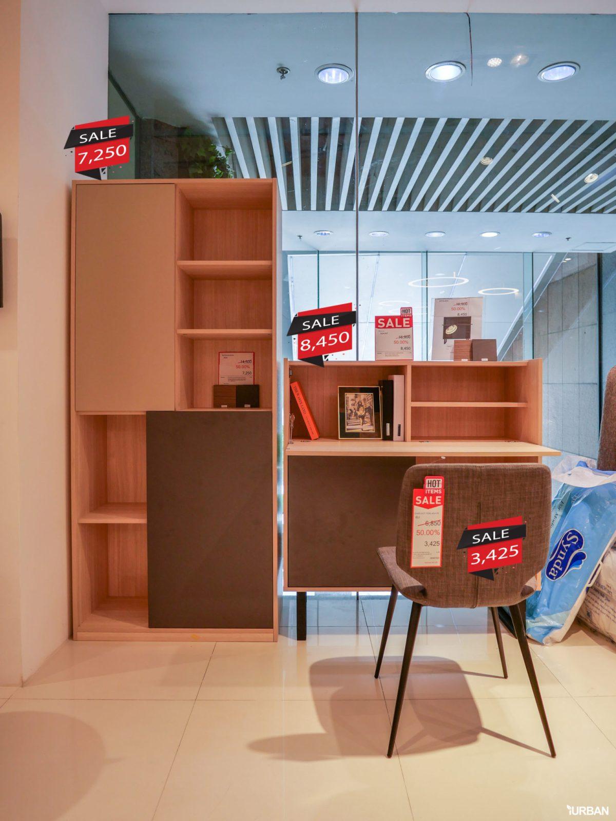 พาชม MODERNFORM ลดถึง 75% งาน The Annual Sale 2019 ปีนี้มีอะไรบ้าง? 92 - decorate