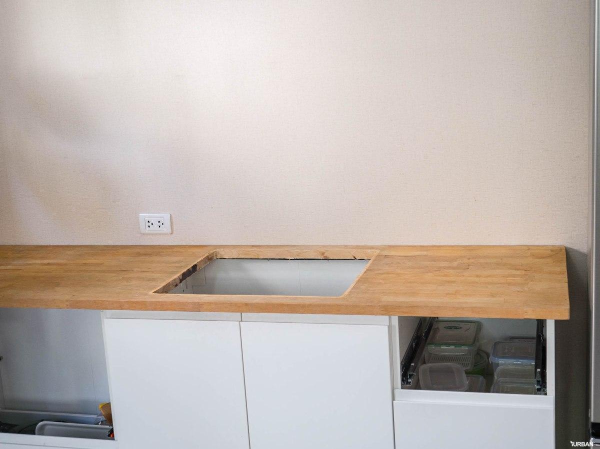 ไอเดียแต่งบ้าน รีโนเวทครัวให้สวยหรูสไตล์ Modern Luxury แบบจบงานไว ไม่กระทบโครงสร้างเดิม 21 - jorakay