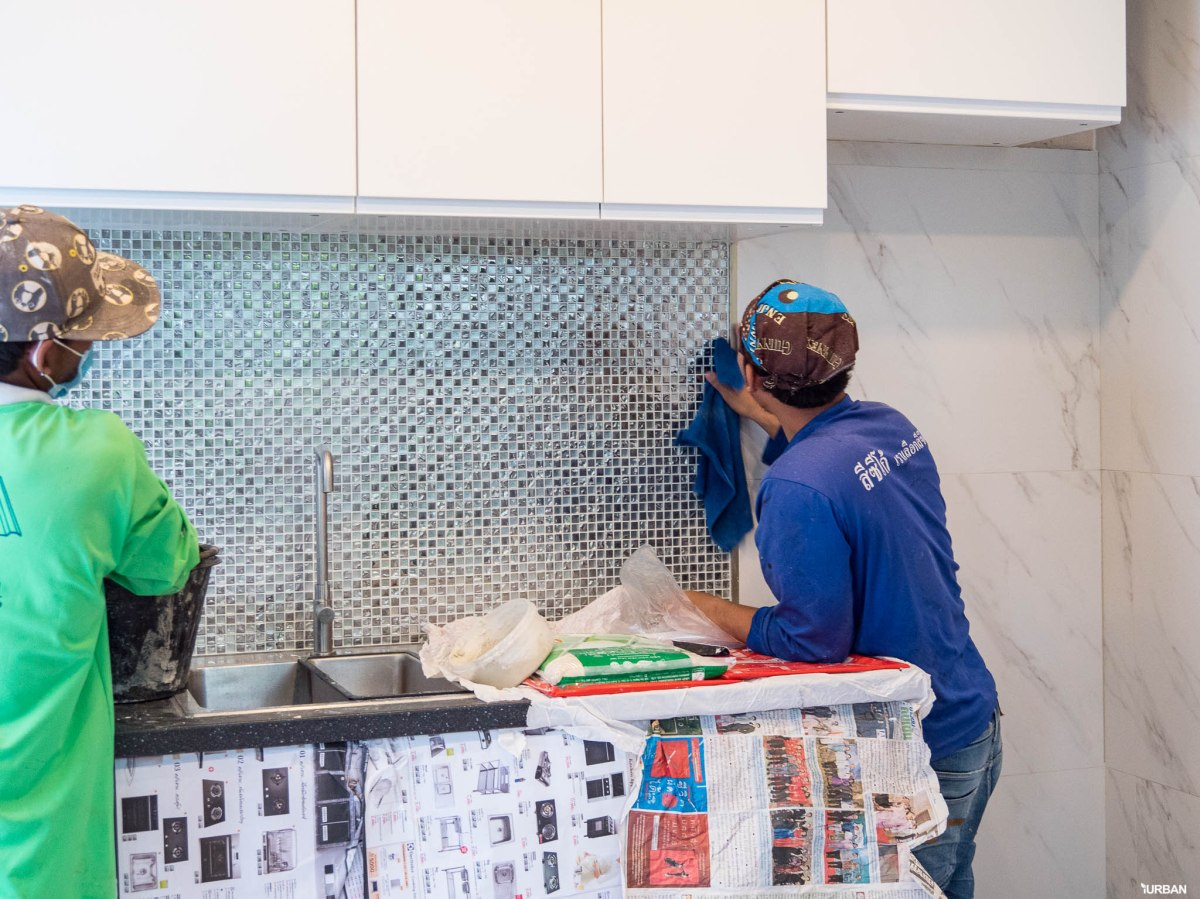 ไอเดียแต่งบ้าน รีโนเวทครัวให้สวยหรูสไตล์ Modern Luxury แบบจบงานไว ไม่กระทบโครงสร้างเดิม 76 - jorakay