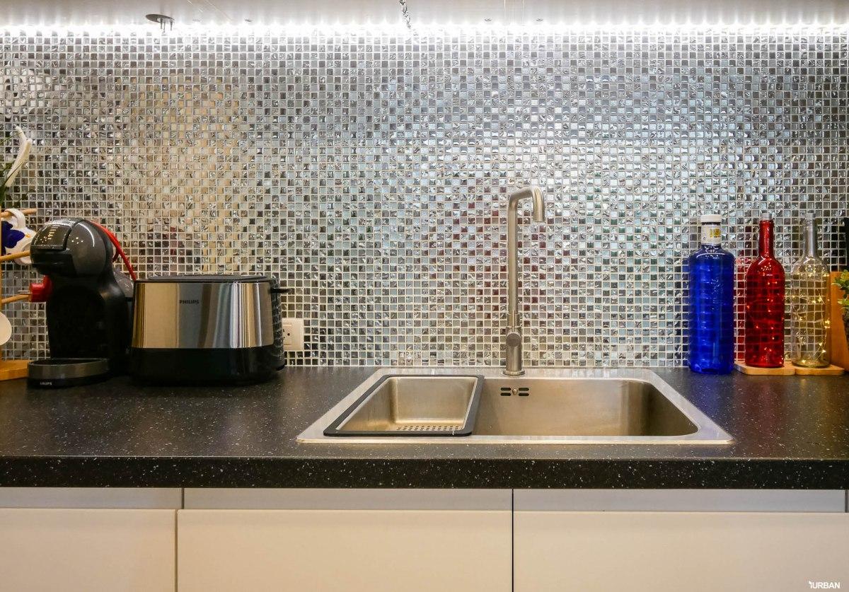 ไอเดียแต่งบ้าน รีโนเวทครัวให้สวยหรูสไตล์ Modern Luxury แบบจบงานไว ไม่กระทบโครงสร้างเดิม 92 - jorakay