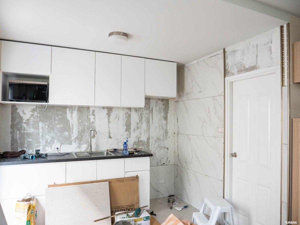 รีโนเวทครัว ให้สวยหรูสไตล์ Modern Luxury แบบจบงานไว ไม่กระทบโครงสร้างเดิม 52 - jorakay