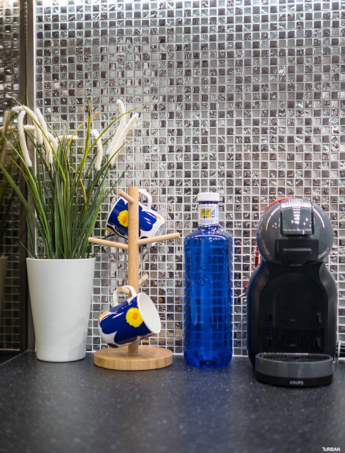 ไอเดียแต่งบ้าน รีโนเวทครัวให้สวยหรูสไตล์ Modern Luxury แบบจบงานไว ไม่กระทบโครงสร้างเดิม 93 - jorakay