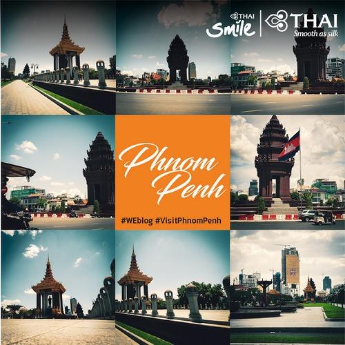 สายการบินไทยสมายล์ เปิดตัว WEblog บล็อกท่องเที่ยวภาพสวยจับใจ ฉบับกูรูผู้รู้จริง 13 -