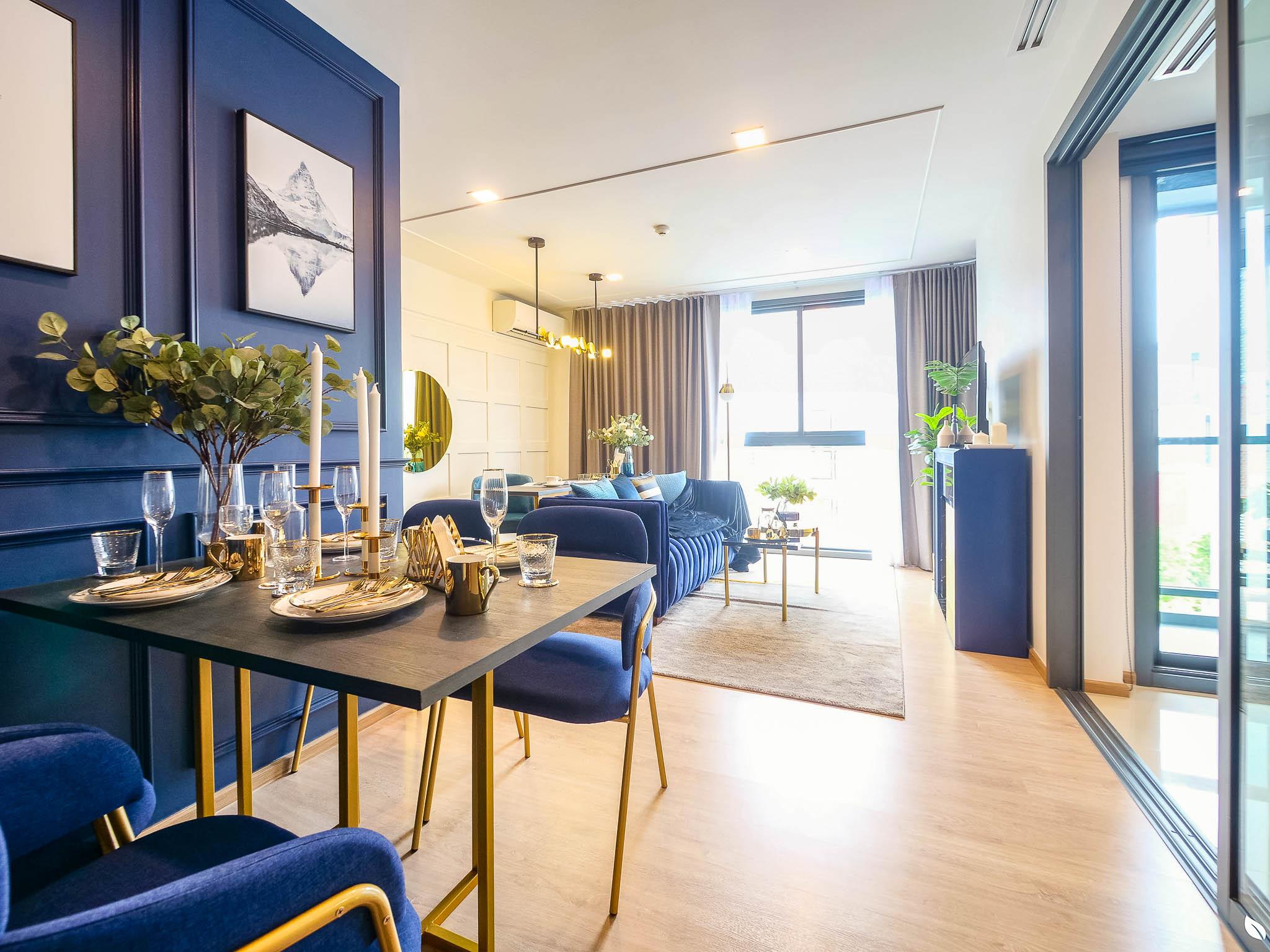 """""""ทากะ เฮาส์"""" (STAY UNIQUE, STAY DIVERSE) ตอบโจทย์การใช้ชีวิตที่ปรับเปลี่ยนได้ในแบบที่เป็นคุณ 34 - Condominium"""