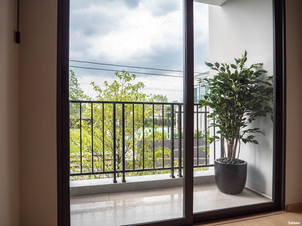 รีวิว URBANIO วิภาวดี-แจ้งวัฒนะ พรีเมียมทาวน์โฮม 3 ชั้นสุดสวย ใกล้สถานี Interchange เริ่ม 5.59 ล้าน จาก Ananda 27 - Premium