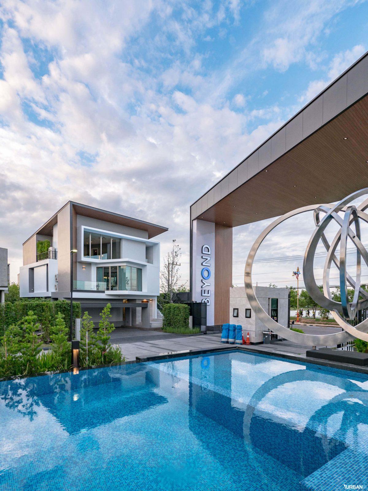 รีวิว Nirvana BEYOND Udonthani บ้านเดี่ยว 3 ชั้น ดีไซน์บิดสุดโมเดิร์น บนที่ดินสุดท้ายหน้าหนองประจักษ์ 184 - Luxury