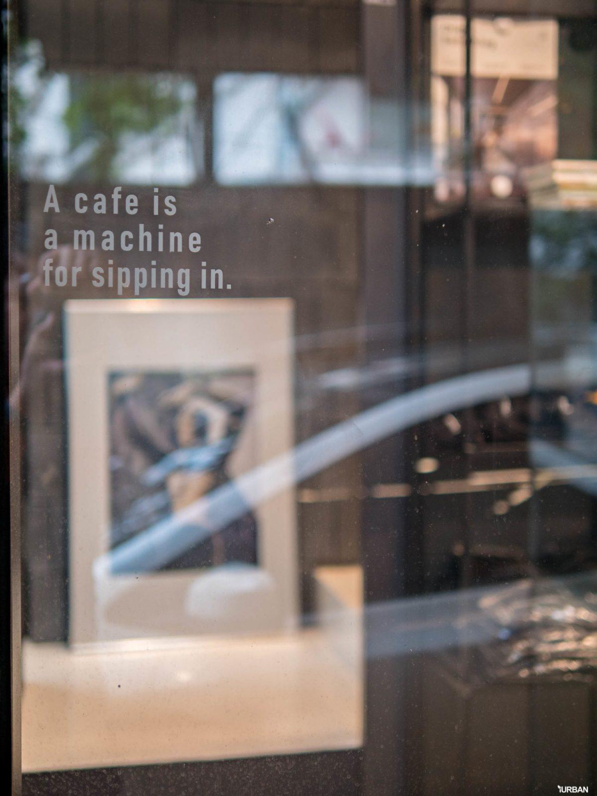 MODERNISM: ARCHITECT CAFE คาเฟ่ที่จะทำให้คุณได้ทึ่งพร้อมสัมผัสของจริงกับงานสถาปัตยกรรมสไตล์ modern 20 -