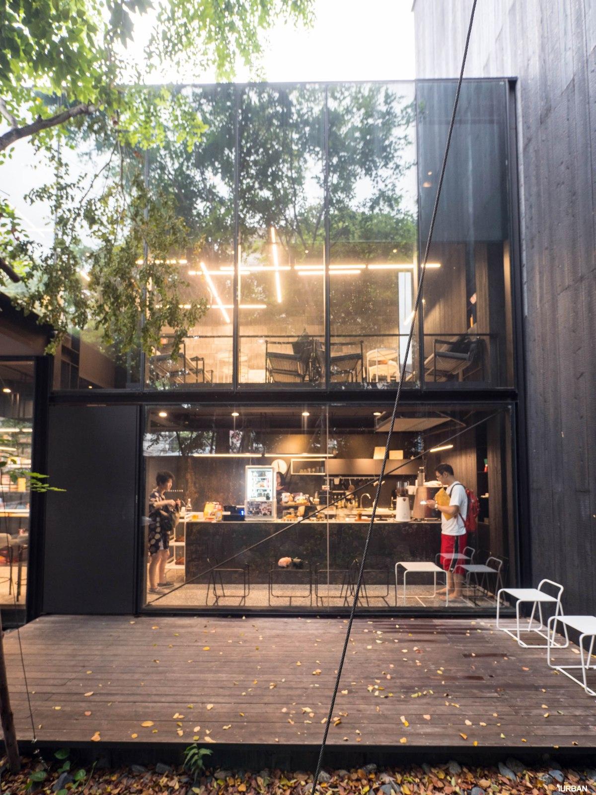 MODERNISM: ARCHITECT CAFE คาเฟ่ที่จะทำให้คุณได้ทึ่งพร้อมสัมผัสของจริงกับงานสถาปัตยกรรมสไตล์ modern 14 -