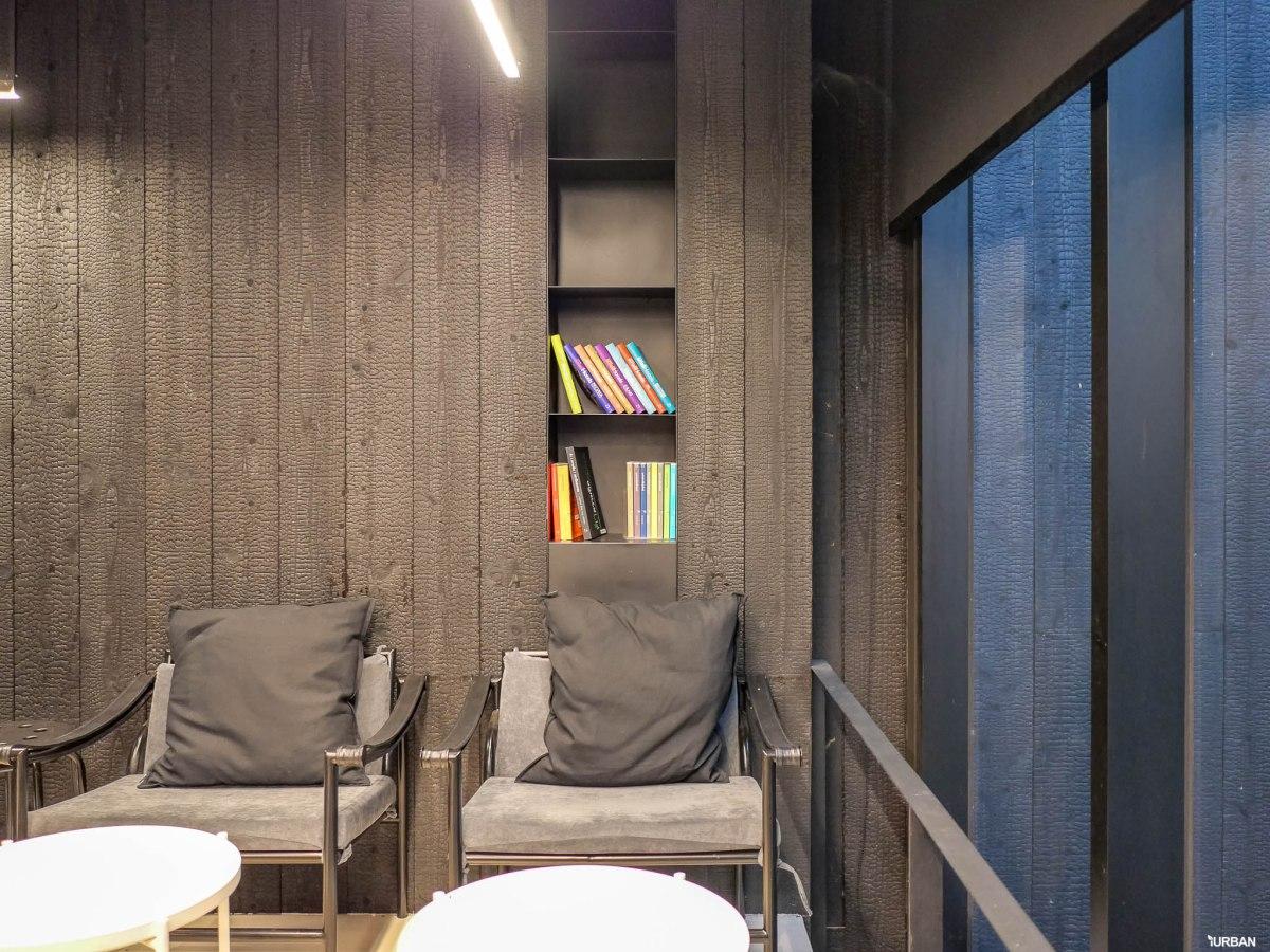 MODERNISM: ARCHITECT CAFE คาเฟ่ที่จะทำให้คุณได้ทึ่งพร้อมสัมผัสของจริงกับงานสถาปัตยกรรมสไตล์ modern 22 -