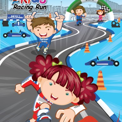 KBank presents Kids Racing Run @IMPACT Speed Park 14 -