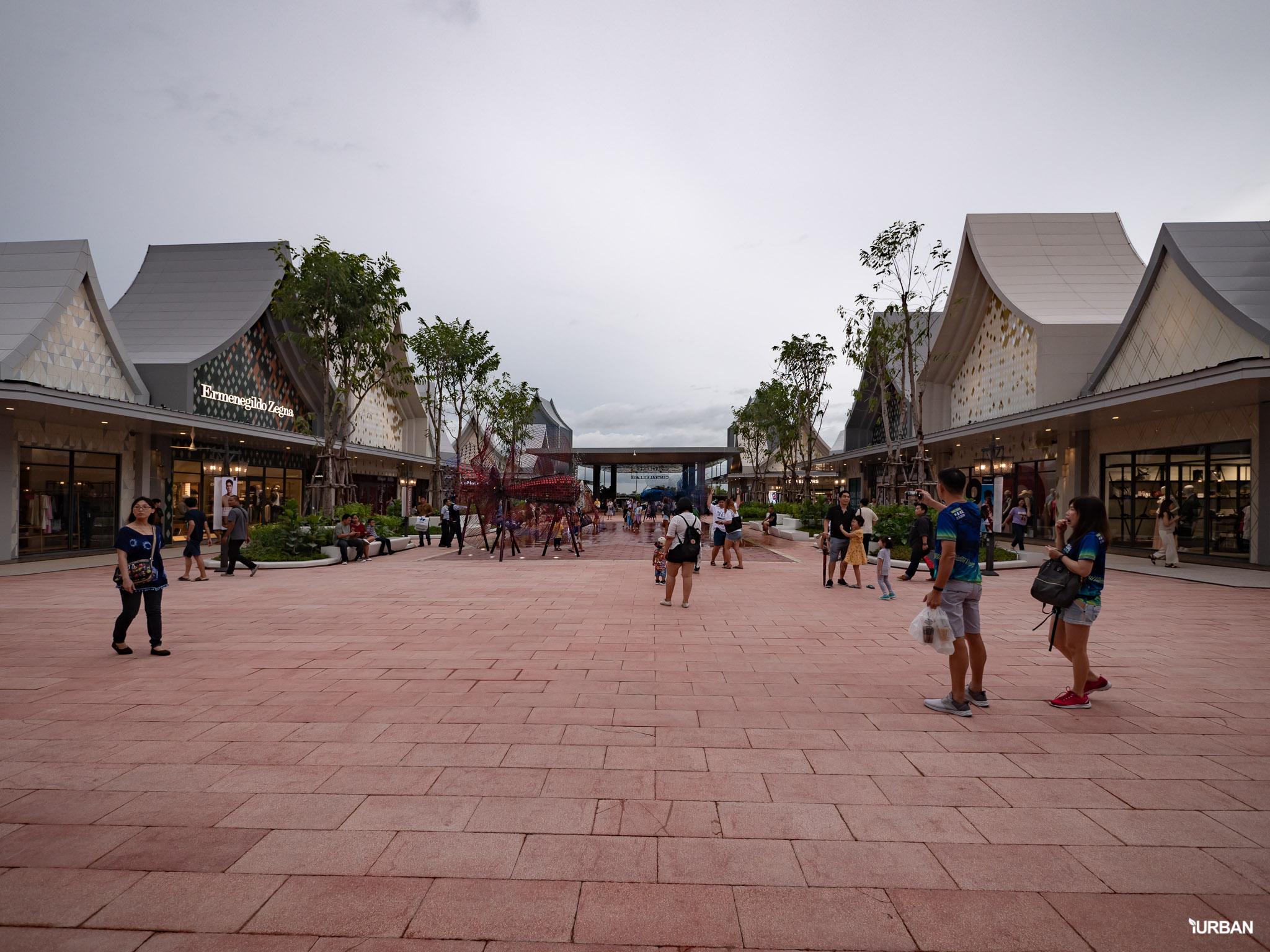 14 เรื่องของ Central Village โปรเจคใหม่ Luxury Outlet แห่งแรกของไทยที่คุณควรรู้ #พร้อมภาพวันเปิดตัว 15 - Central