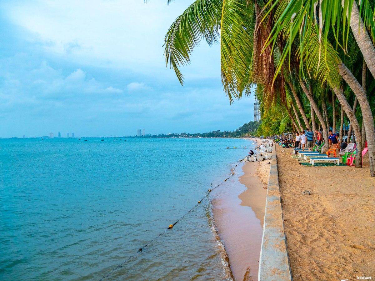 7 ชายหาดทะเลพัทยา ที่ยังสวยสะอาดน่าเที่ยวใกล้กรุงเทพ ไม่ต้องหนีร้อนไปไกล ก็พักได้ ชิลๆ 61 - Beach