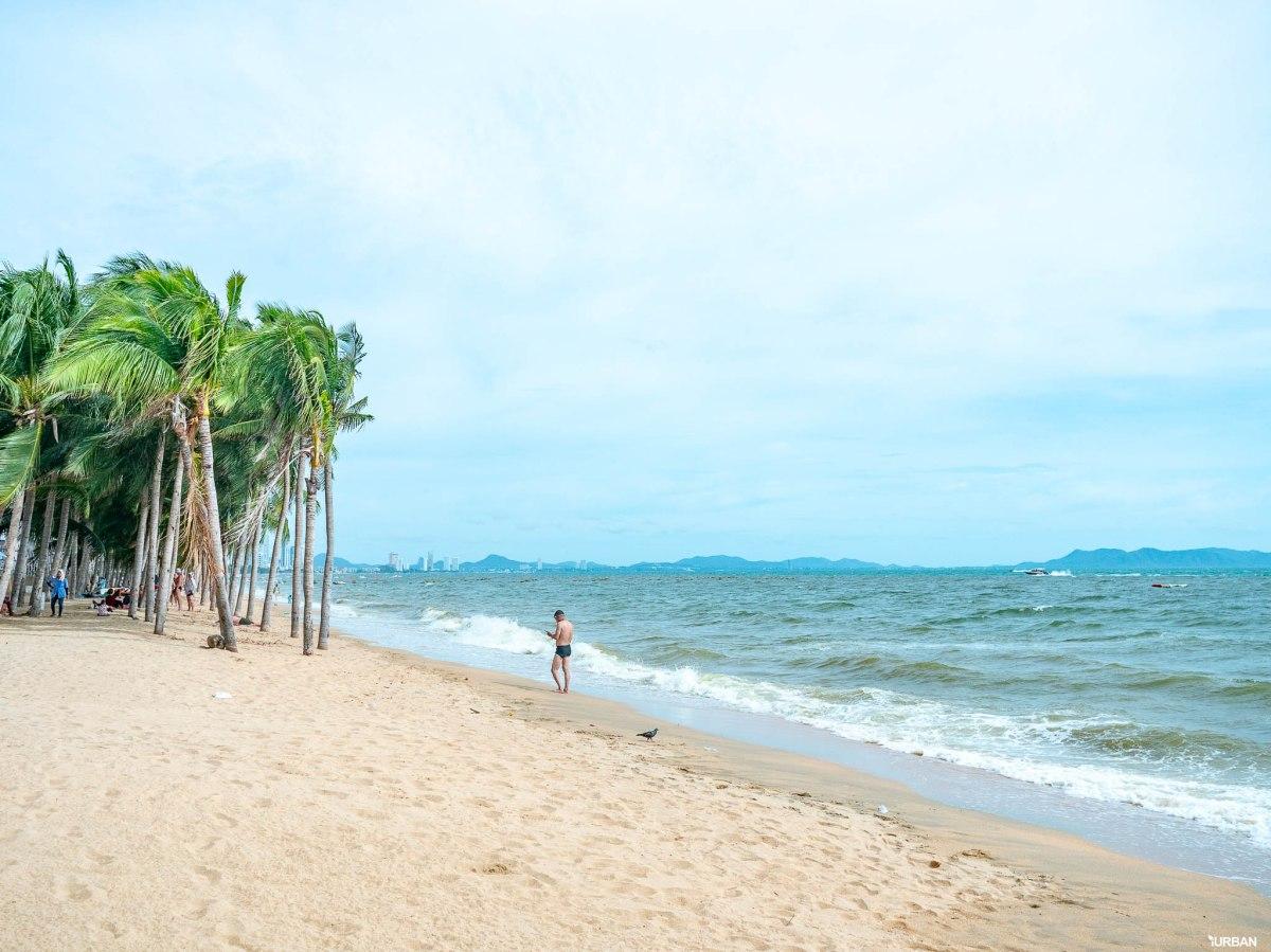 7 ชายหาดทะเลพัทยา ที่ยังสวยสะอาดน่าเที่ยวใกล้กรุงเทพ ไม่ต้องหนีร้อนไปไกล ก็พักได้ ชิลๆ 40 - Beach