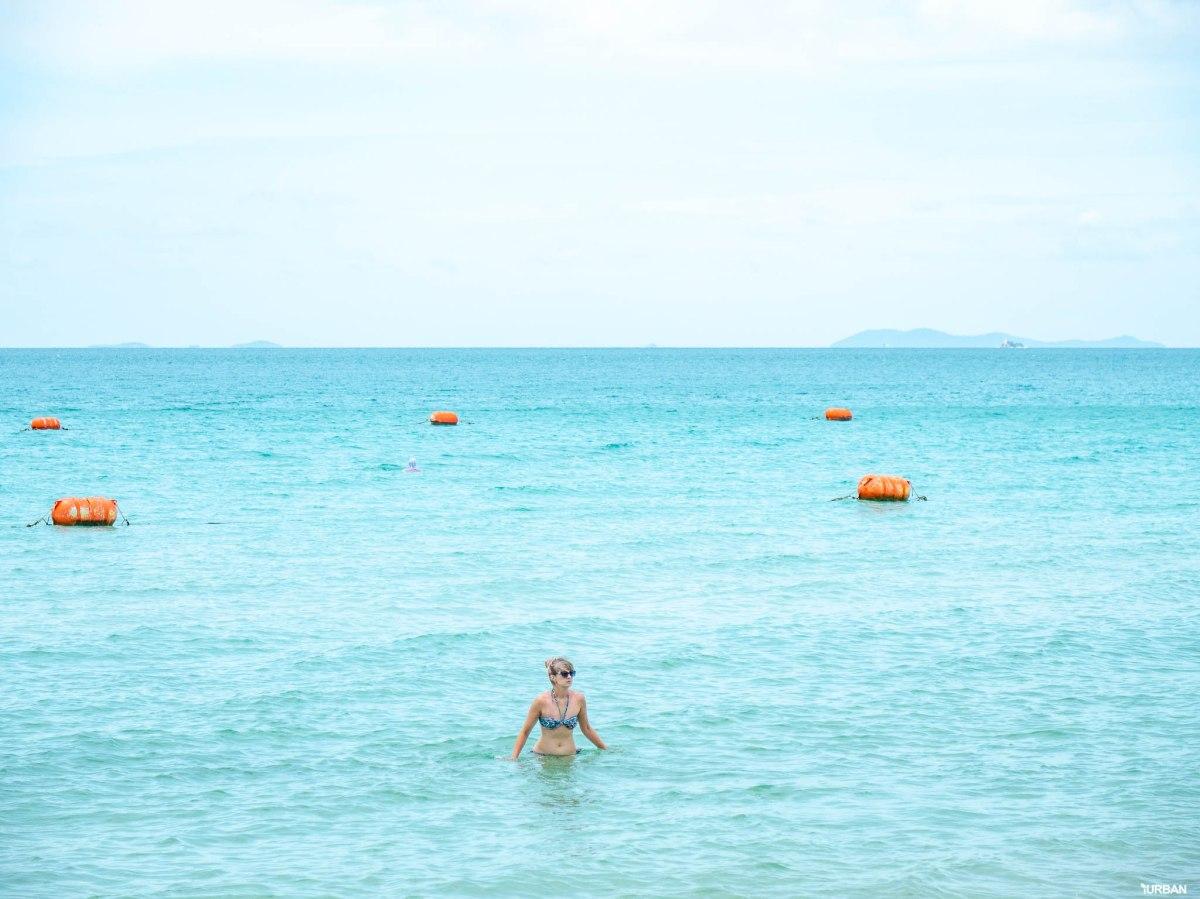 7 ชายหาดทะเลพัทยา ที่ยังสวยสะอาดน่าเที่ยวใกล้กรุงเทพ ไม่ต้องหนีร้อนไปไกล ก็พักได้ ชิลๆ 14 - Beach