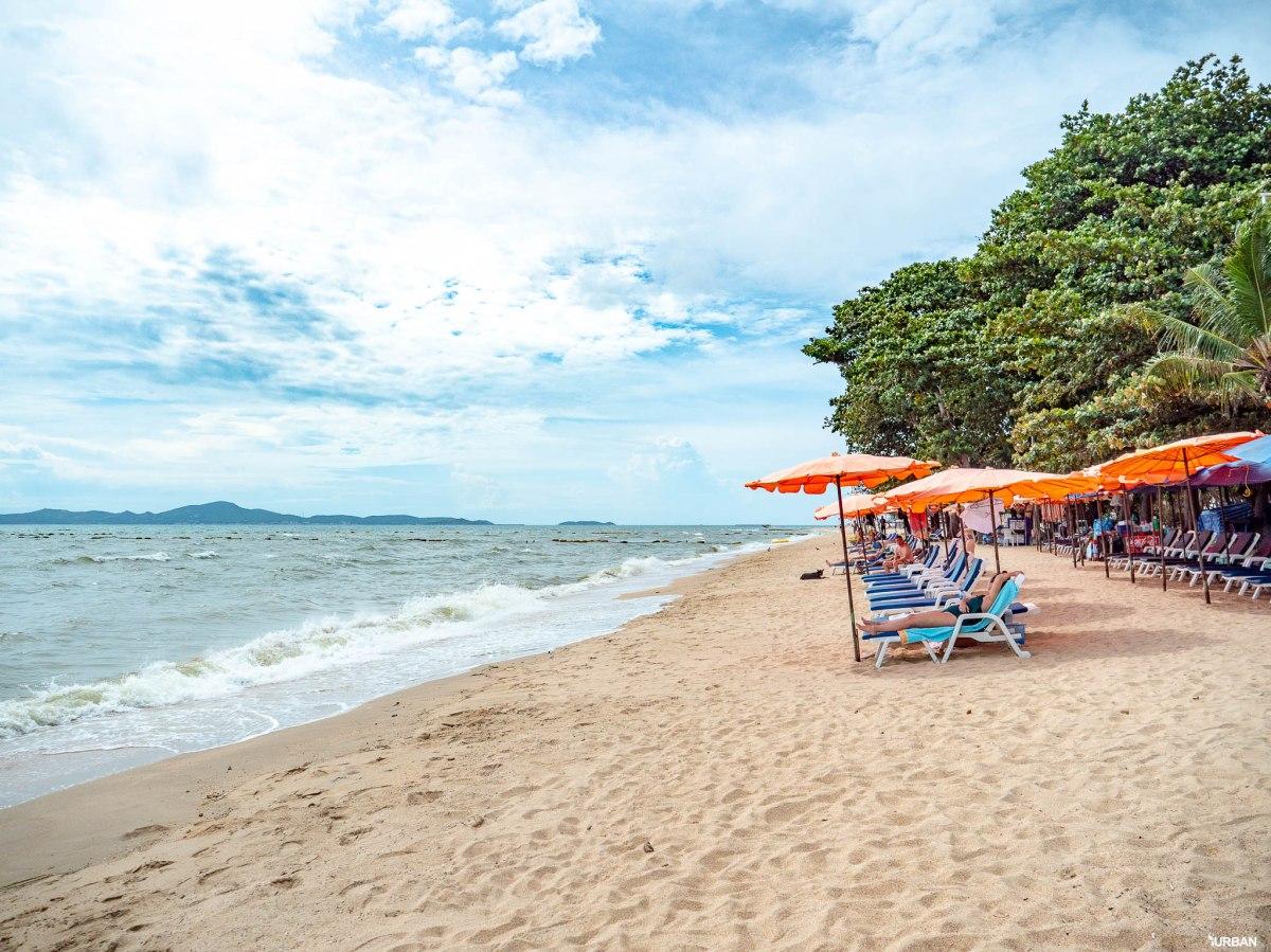 7 ชายหาดทะเลพัทยา ที่ยังสวยสะอาดน่าเที่ยวใกล้กรุงเทพ ไม่ต้องหนีร้อนไปไกล ก็พักได้ ชิลๆ 42 - Beach