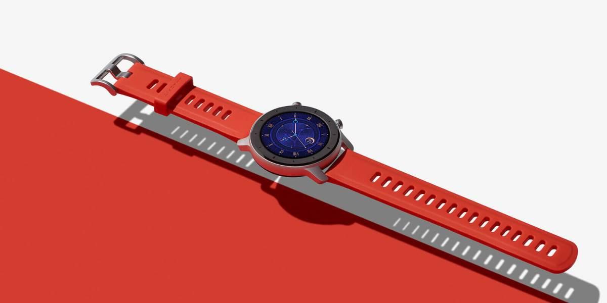 "Amazfit GTR : Smart Watch หน้าปัทม์จอ AMOLED ""วัดหัวใจบันทึกชีพจรและจำนวนก้าวตลอดเวลา"" แบตอึดสุด 24 วัน! 23 - Highlight"
