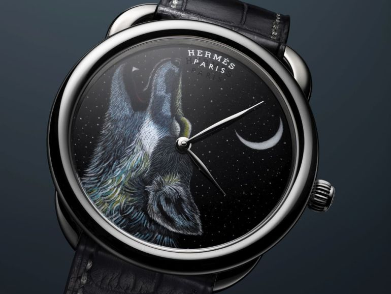 Hermès: เรือนเวลาอาร์โซ อาวูว์ (ARCEAU Awooooo) 13 -