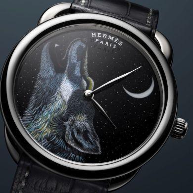 Hermès: เรือนเวลาอาร์โซ อาวูว์ (ARCEAU Awooooo) 16 -