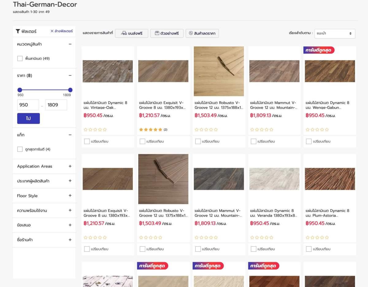 """15 แบรนด์ดัง """"วัสดุและของแต่งบ้าน"""" เล็งเห็นโอกาสบนโลกออนไลน์ ร่วมมือ NocNoc.com แหล่งรวมร้านค้าสำหรับคนรักบ้าน 21 - Marketplace"""