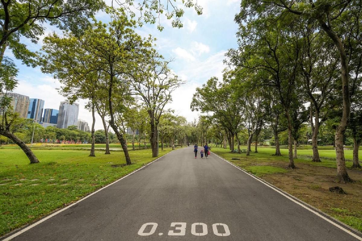 CHECK-IN...10 พิกัดแชะ @3 สวนสวยกลางเมือง ที่สายวิ่ง TMB   ING PARKRUN 2019 ไม่ควรพลาด! 14 -