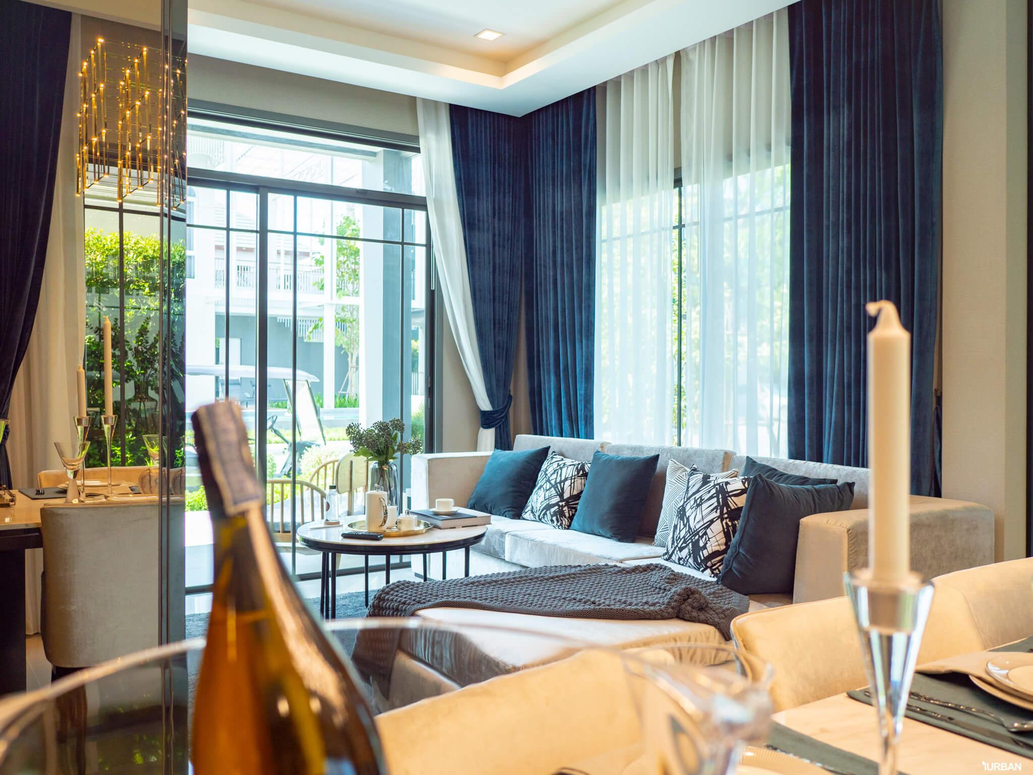 รีวิว บางกอก บูเลอวาร์ด รามอินทรา-เสรีไทย 2 <br>บ้านเดี่ยวสไตล์ Luxury Nordic เพียง 77 ครอบครัว</br> 81 - Boulevard