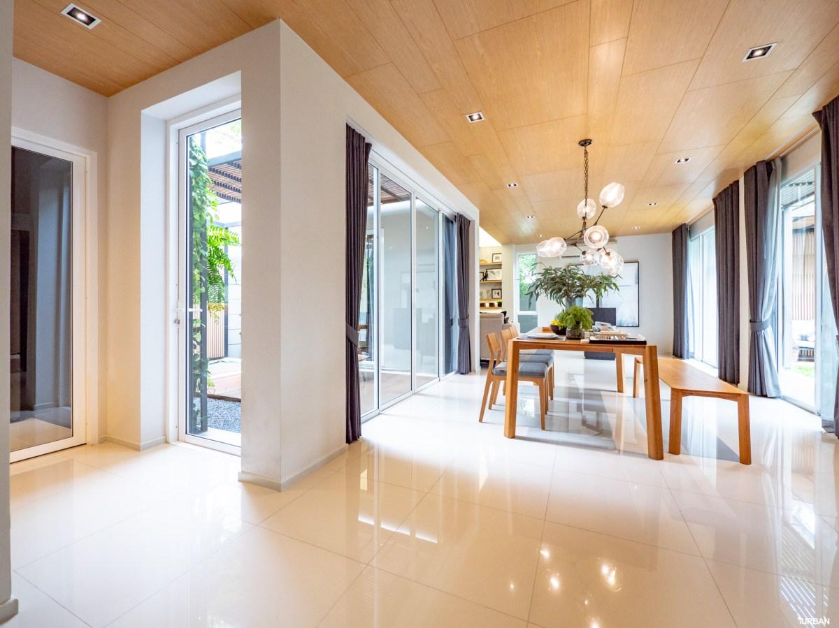 รีวิว บารานี พาร์ค ศรีนครินทร์-ร่มเกล้า บ้านสไตล์ Courtyard House ของไทยที่ได้รางวัลสถาปัตยกรรม 114 - Baranee Park