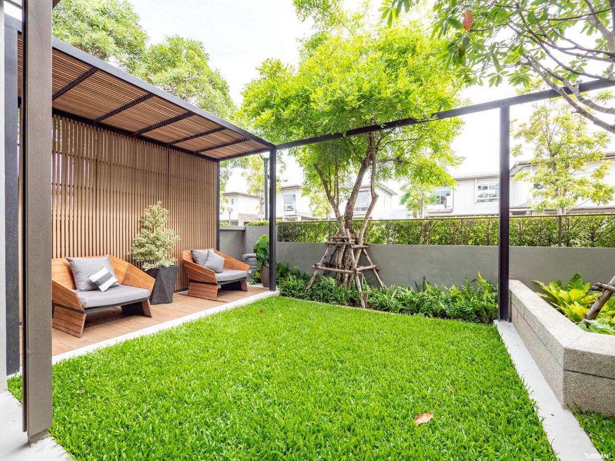 รีวิว บารานี พาร์ค ศรีนครินทร์-ร่มเกล้า บ้านสไตล์ Courtyard House ของไทยที่ได้รางวัลสถาปัตยกรรม 119 - Baranee Park
