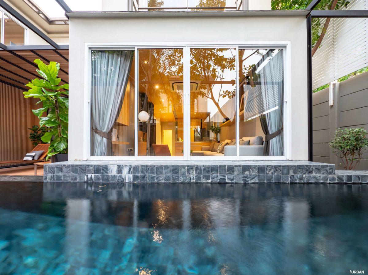 รีวิว บารานี พาร์ค ศรีนครินทร์-ร่มเกล้า บ้านสไตล์ Courtyard House ของไทยที่ได้รางวัลสถาปัตยกรรม 154 - Baranee Park