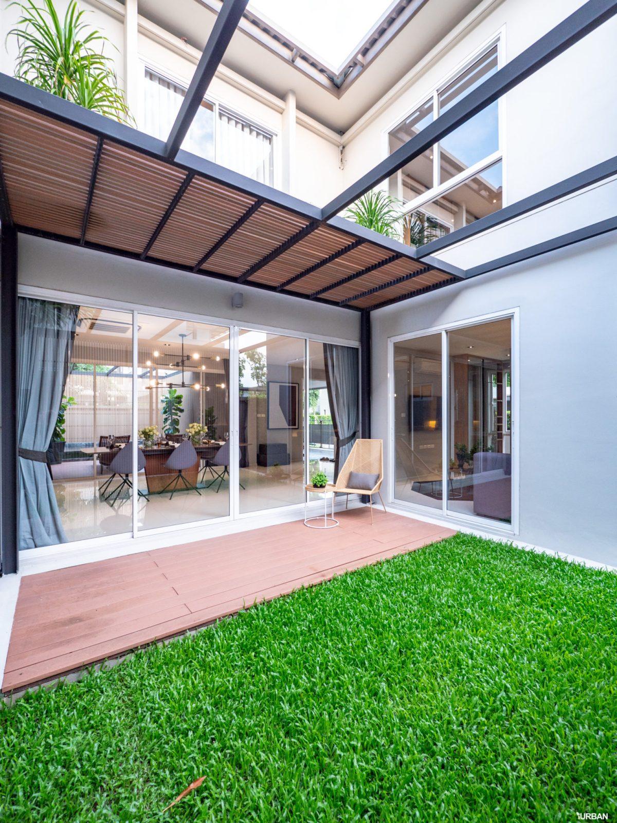 รีวิว บารานี พาร์ค ศรีนครินทร์-ร่มเกล้า บ้านสไตล์ Courtyard House ของไทยที่ได้รางวัลสถาปัตยกรรม 151 - Baranee Park