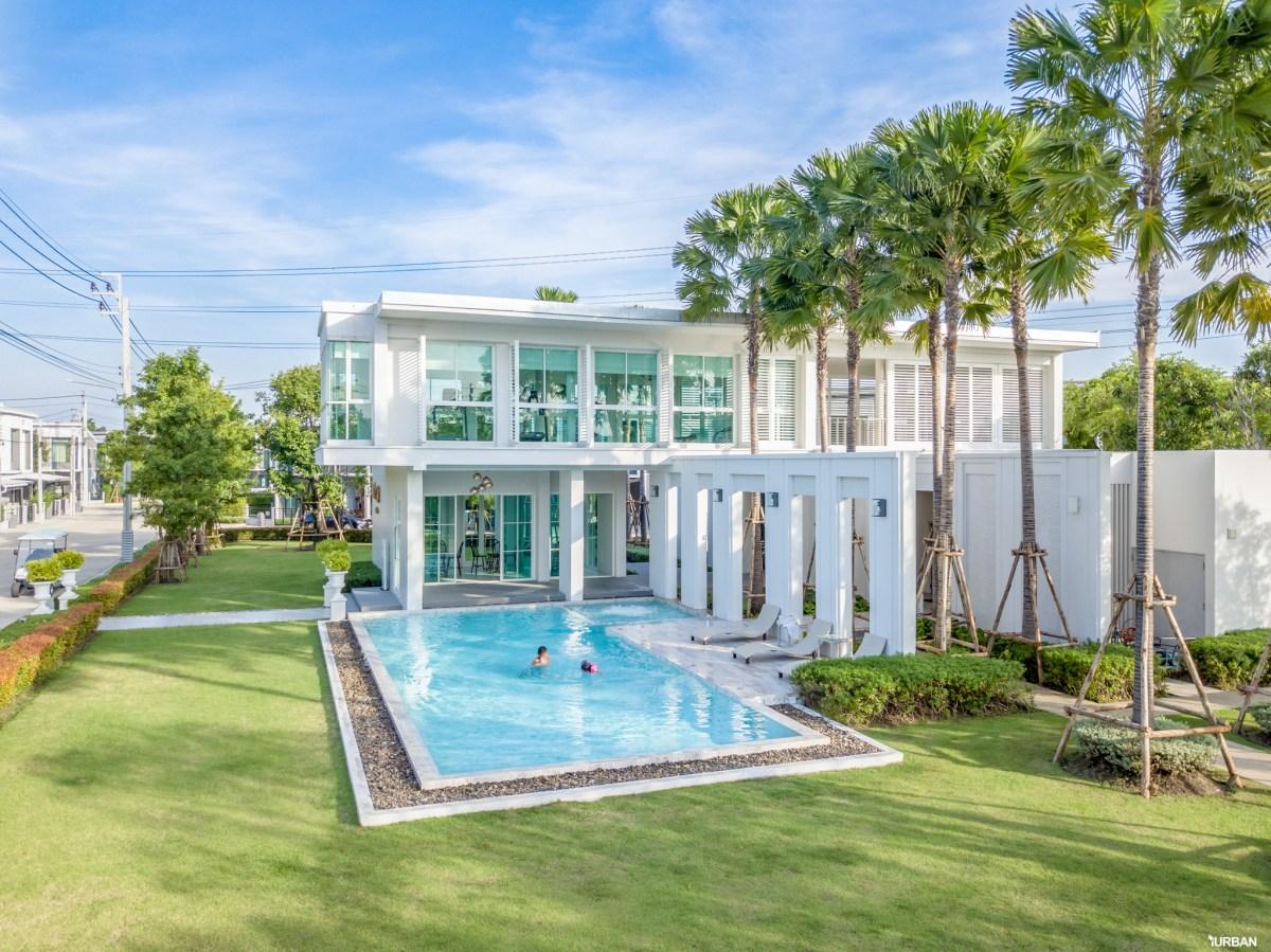 รีวิวทาวน์โฮม Pleno ปิ่นเกล้า - จรัญฯ การออกแบบที่ดีมากทั้งในบ้านและส่วนกลางที่ให้เกินราคา 18 - AP (Thailand) - เอพี (ไทยแลนด์)