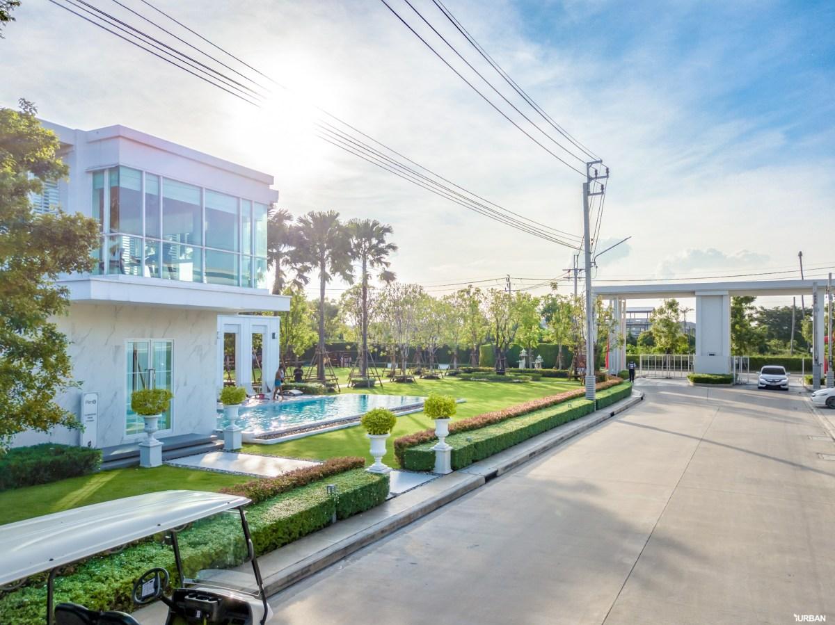 รีวิวทาวน์โฮม Pleno ปิ่นเกล้า - จรัญฯ การออกแบบที่ดีมากทั้งในบ้านและส่วนกลางที่ให้เกินราคา 16 - AP (Thailand) - เอพี (ไทยแลนด์)