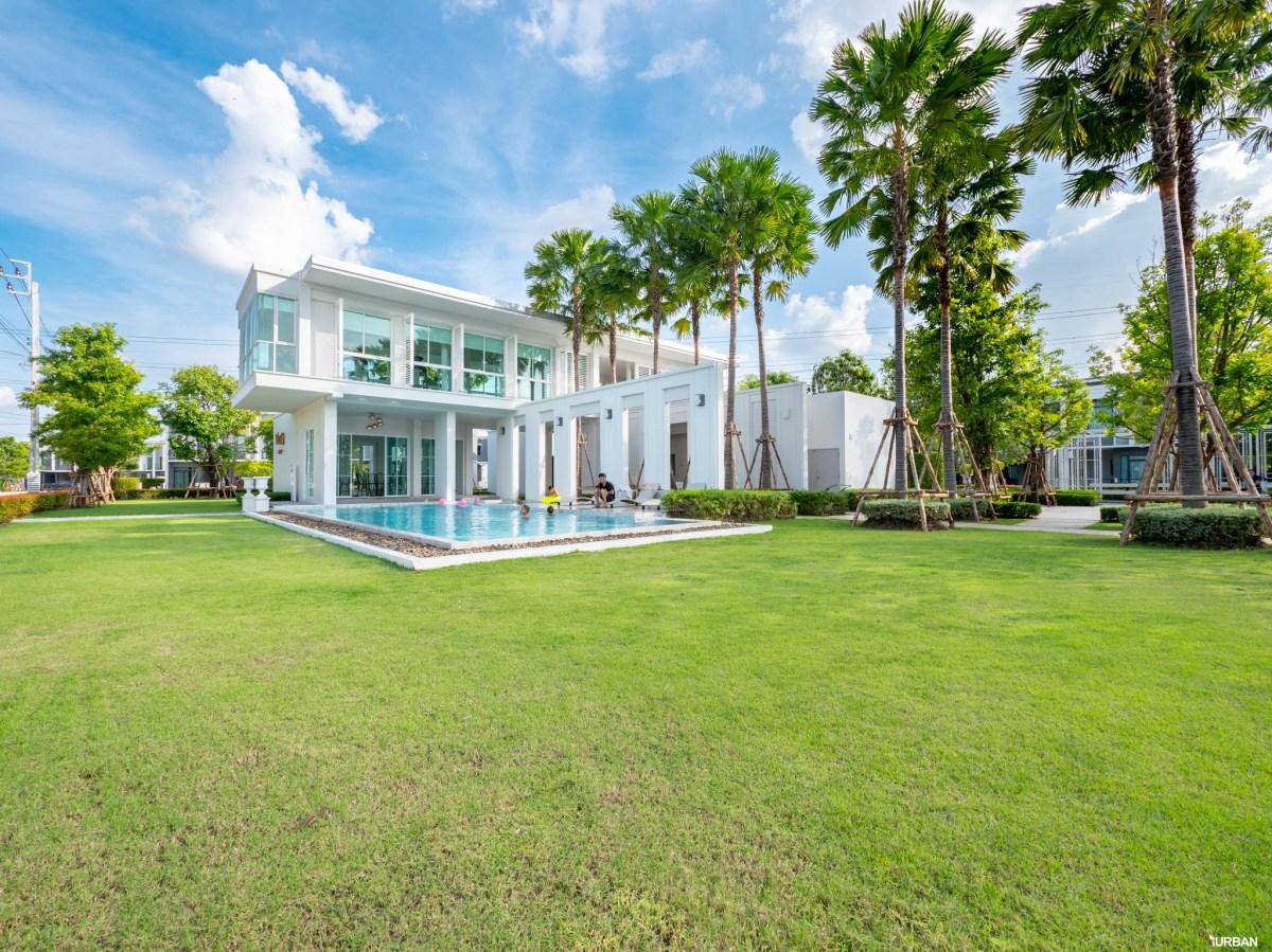 รีวิวทาวน์โฮม Pleno ปิ่นเกล้า - จรัญฯ การออกแบบที่ดีมากทั้งในบ้านและส่วนกลางที่ให้เกินราคา 21 - AP (Thailand) - เอพี (ไทยแลนด์)