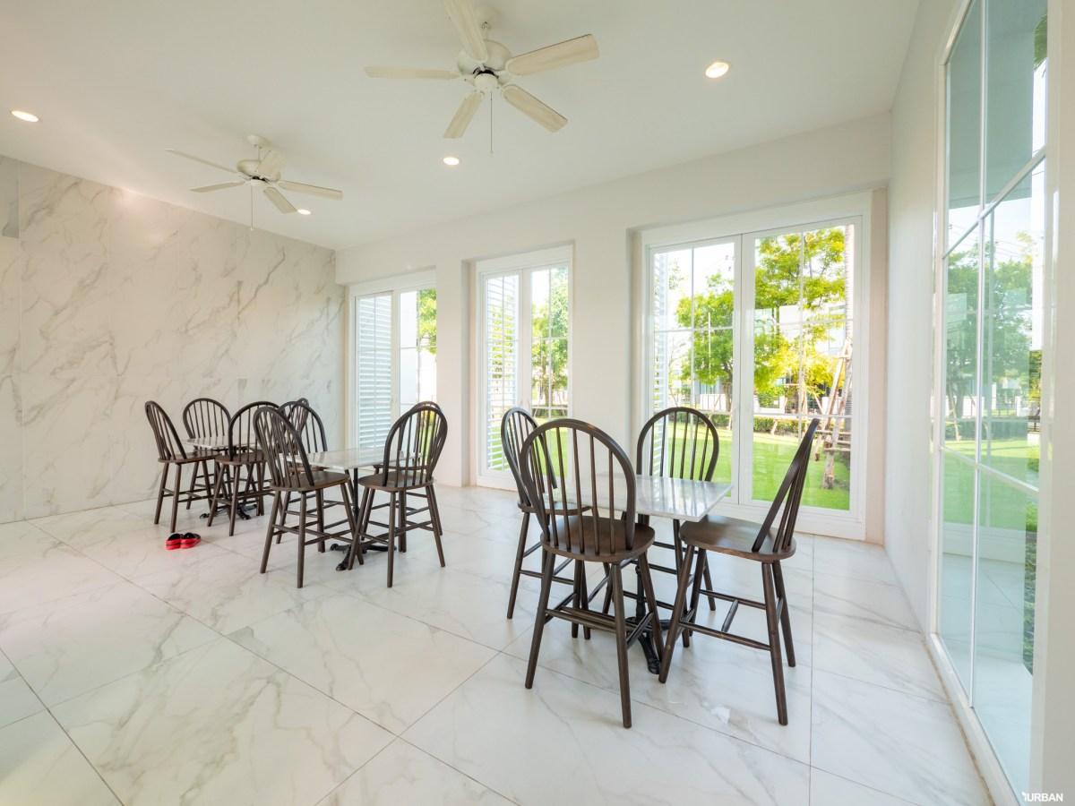 รีวิวทาวน์โฮม Pleno ปิ่นเกล้า - จรัญฯ การออกแบบที่ดีมากทั้งในบ้านและส่วนกลางที่ให้เกินราคา 30 - AP (Thailand) - เอพี (ไทยแลนด์)