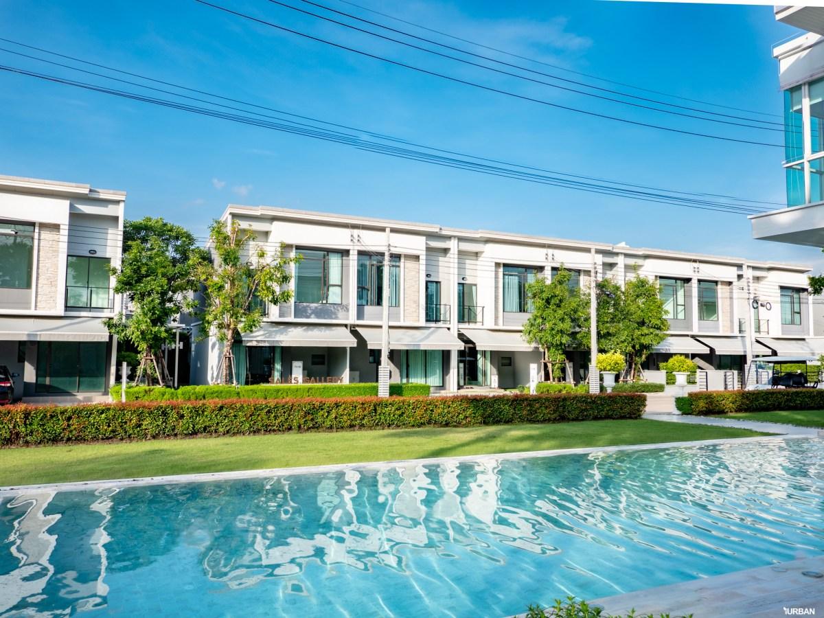 รีวิวทาวน์โฮม Pleno ปิ่นเกล้า - จรัญฯ การออกแบบที่ดีมากทั้งในบ้านและส่วนกลางที่ให้เกินราคา 32 - AP (Thailand) - เอพี (ไทยแลนด์)