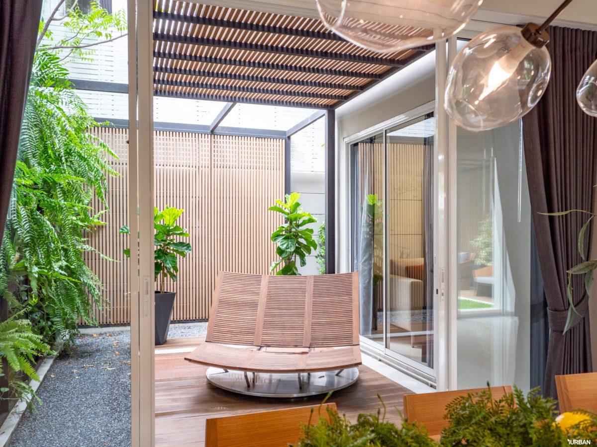 รีวิว บารานี พาร์ค ศรีนครินทร์-ร่มเกล้า บ้านสไตล์ Courtyard House ของไทยที่ได้รางวัลสถาปัตยกรรม 23 - Baranee Park