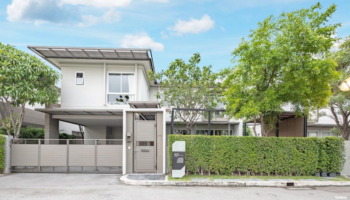 รีวิว บารานี พาร์ค ศรีนครินทร์-ร่มเกล้า บ้านสไตล์ Courtyard House ของไทยที่ได้รางวัลสถาปัตยกรรม 109 - Baranee Park