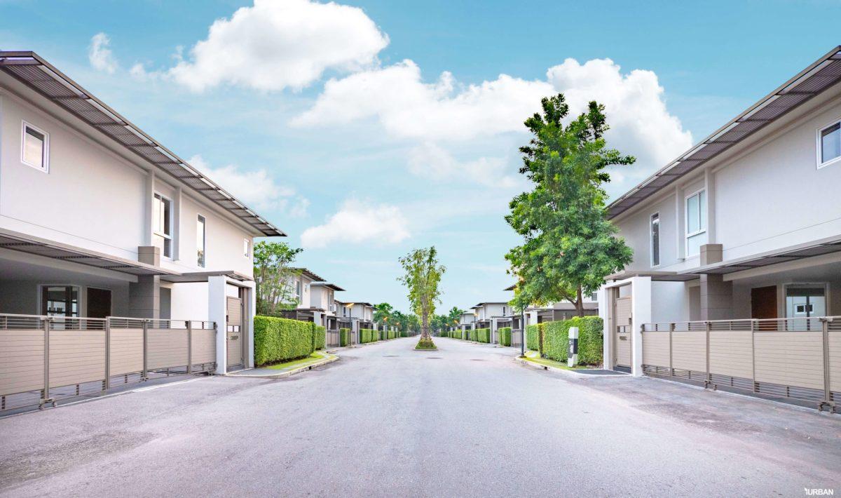 รีวิว บารานี พาร์ค ศรีนครินทร์-ร่มเกล้า บ้านสไตล์ Courtyard House ของไทยที่ได้รางวัลสถาปัตยกรรม 14 - Baranee Park