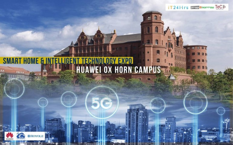 "ทริปรับลมหนาว ""Smart Home & Intelligent Technology Expo with Huawei 5G Advance experience Trip"" 13 -"