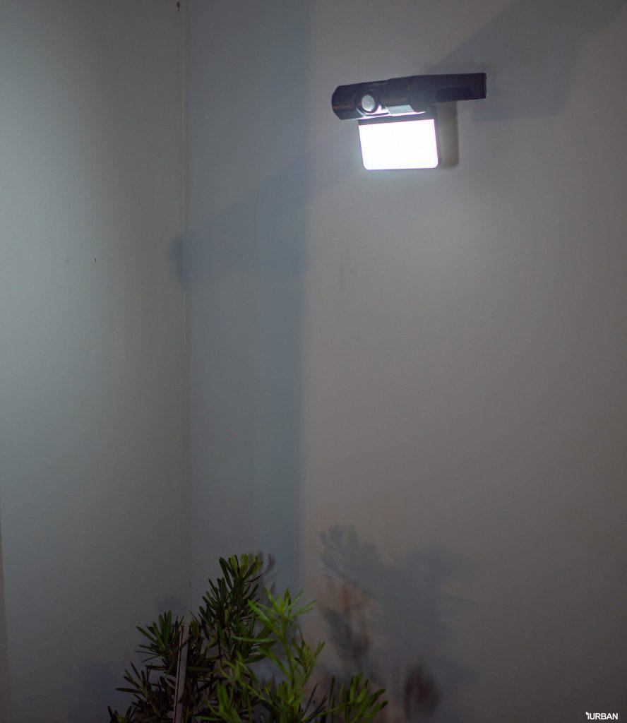 รีวิว 3 โคมไฟพลังงานแสงอาทิตย์ LAMPTAN LED SOLAR SMART SENSOR พร้อมฟังก์ชันใหม่ 2020 45 - cover