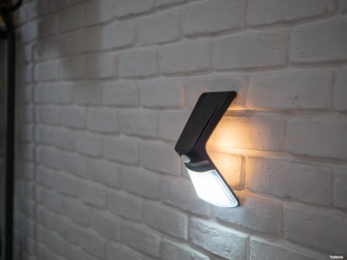 รีวิว 3 โคมไฟพลังงานแสงอาทิตย์ LAMPTAN LED SOLAR SMART SENSOR พร้อมฟังก์ชันใหม่ 2020 27 - cover