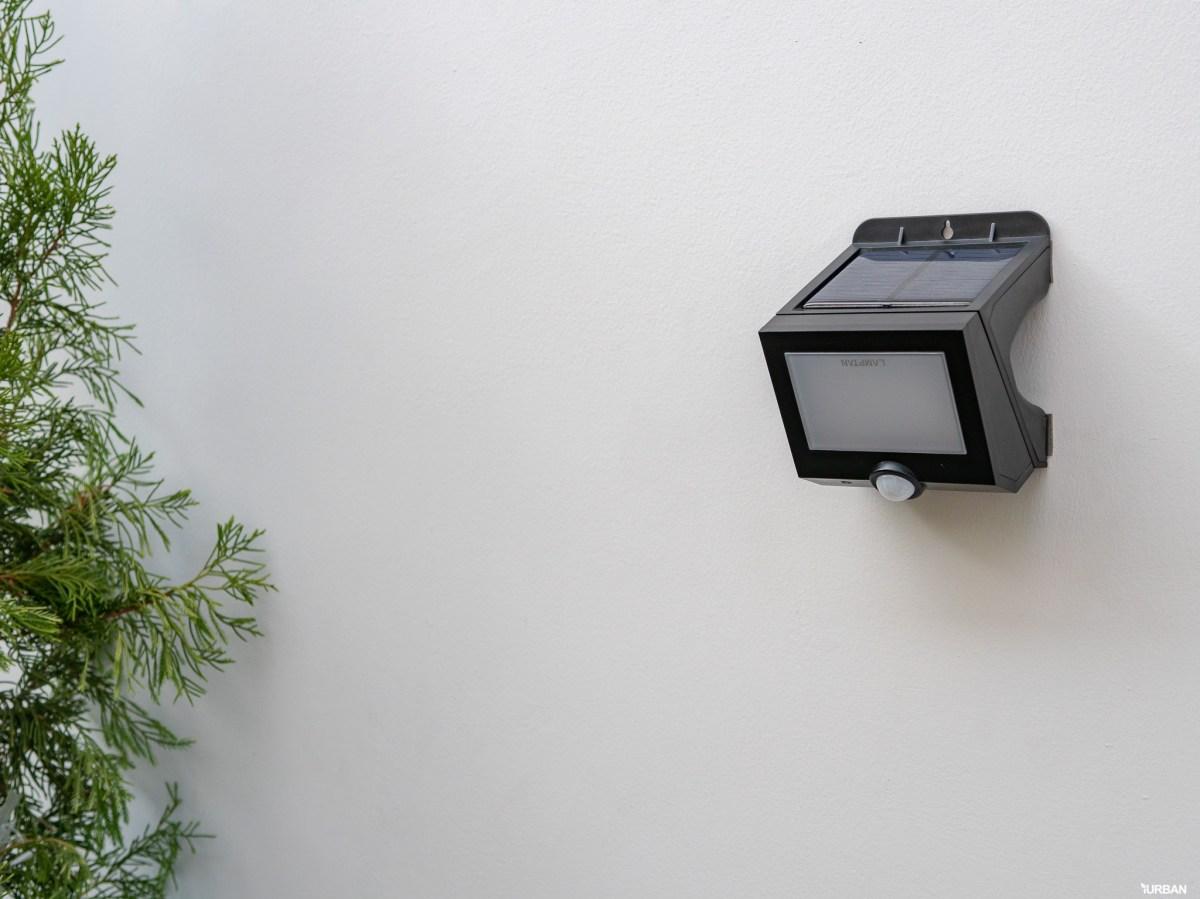 รีวิว 3 โคมไฟพลังงานแสงอาทิตย์ LAMPTAN LED SOLAR SMART SENSOR พร้อมฟังก์ชันใหม่ 2020 25 - cover