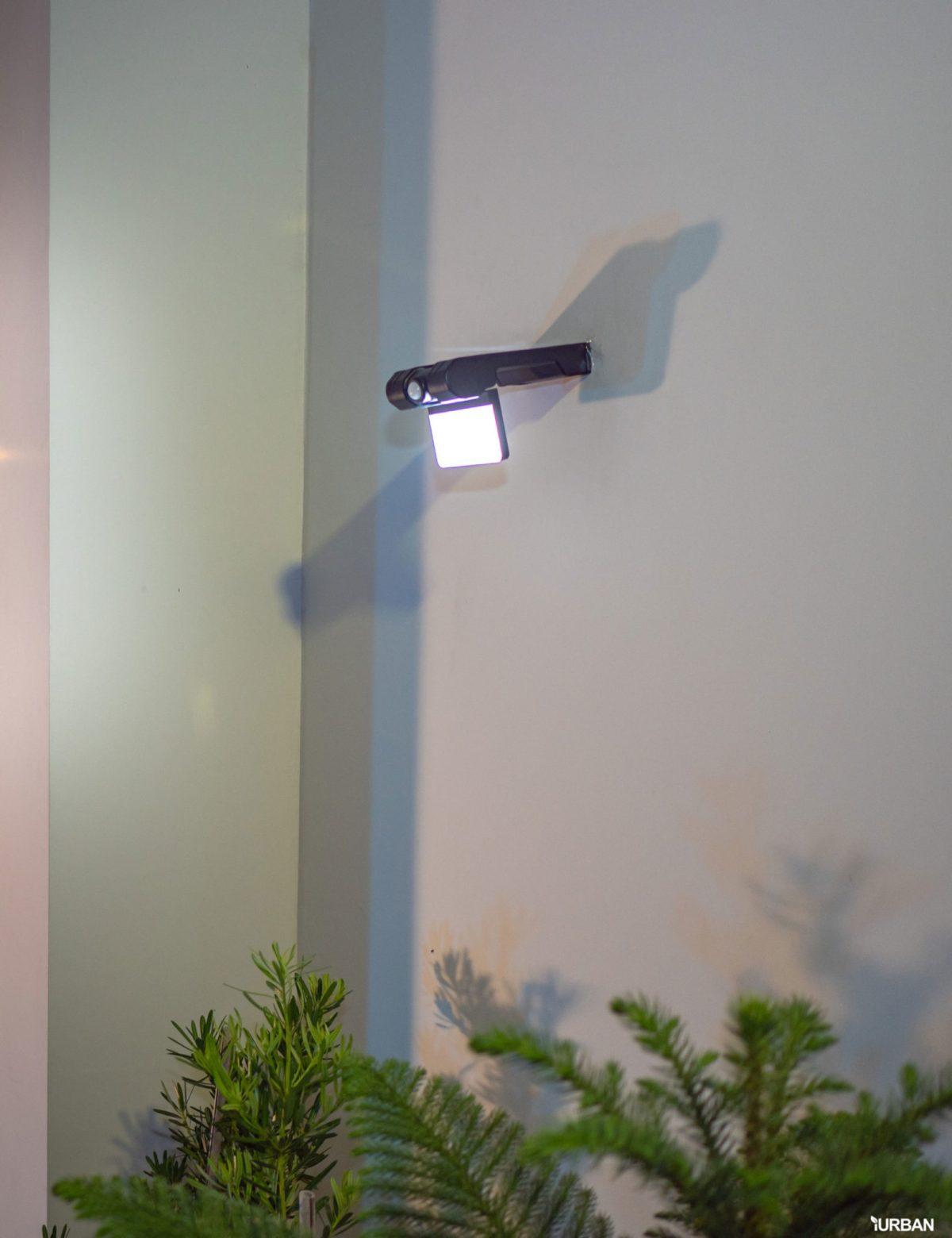รีวิว 3 โคมไฟพลังงานแสงอาทิตย์ LAMPTAN LED SOLAR SMART SENSOR พร้อมฟังก์ชันใหม่ 2020 33 - cover
