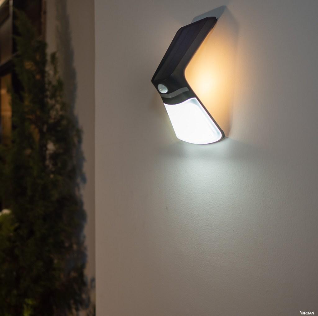 รีวิว 3 โคมไฟพลังงานแสงอาทิตย์ LAMPTAN LED SOLAR SMART SENSOR พร้อมฟังก์ชันใหม่ 2020 26 - cover