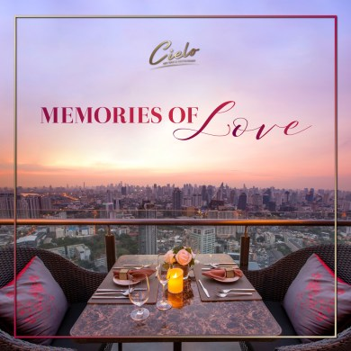 The Romantic Dinner on Valentine's Day 2020 at Cielo Sky Bar and Restaurant 16 -