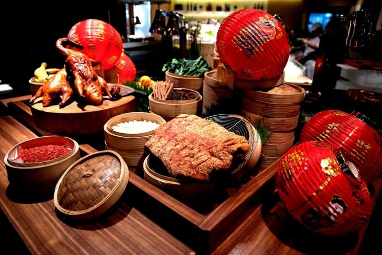 ฉลองเทศกาลวันตรุษจีนปี 2563 ที่ห้องอาหารฟิฟท์ตี้ เซเว่น สตรีท 13 -