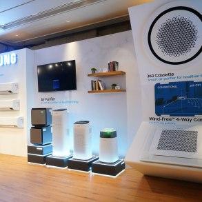 ซัมซุงปฏิวัติวงการ! เปิดตัวนวัตกรรมเครื่องปรับอากาศอัจฉริยะเพื่อสุขภาพหนึ่งเดียวในโลก 16 - samsung